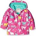 Hatley Baby Girls' Infant Farm Friends Raincoat by Hatley