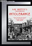 Intolerance (2pc) (Silent) / (Dol) [DVD] [Region 1] [NTSC] [US Import]