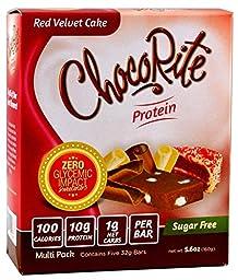 ChocoRite - Red Velvet Cake Protein Bars
