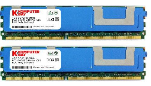 32GB 8x4GB PC2-5300F Fully Buffered Memory RAM for Apple Mac Pro 2006 1,1
