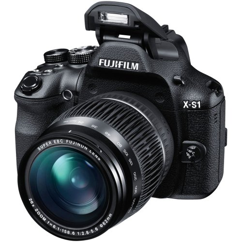 Review for Fujifilm X-S1 12MP EXR CMOS Digital Camera with Fujinon F2.8 to F5.6 Telephoto Lens and Ultra-Smooth 26x Manual Zoom (24-624mm)