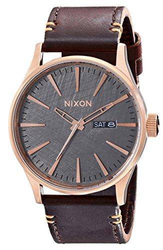 nixon-a1052001-00-montre-homme-quartz-analogique-bracelet-cuir-marron