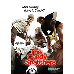 The Candy Snatchers [VHS Retro Style DVD] 1973