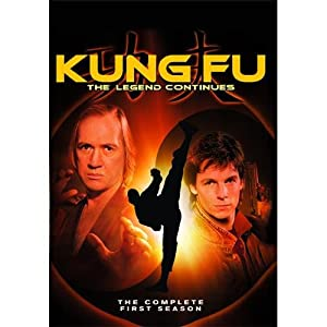 Kung Fu: The Legend Continues: The Complete First Season MOD Dvd-r