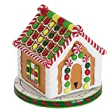 Boston Warehouse Sugar and Spice Gingerbread House Kitchen Timer