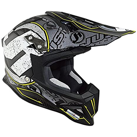 Just 1 casque casque stamp 606323080100804 j12 carbon, looks, taille m :