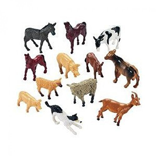 Farm-Animal-Miniature-Toy-Figures-1-Pack-of-12