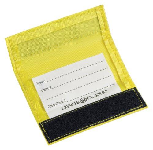lewis-n-clarks-etiqueta-para-direccion-amarillo-amarillo-198yel
