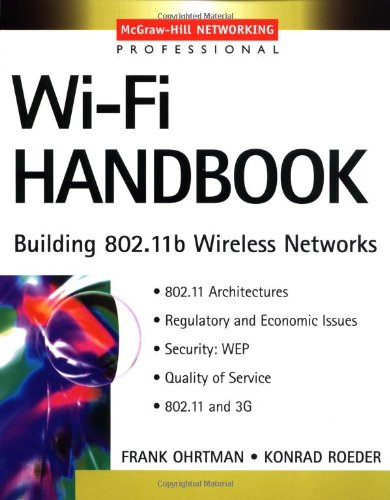 Wi-Fi Handbook : Building 802.11b Wireless Networks