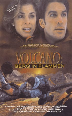 Volcano - Berg in Flammen [VHS]