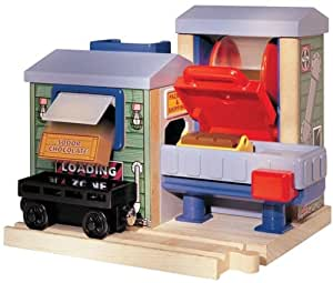 Thomas & Friends Wooden Railway - Mr. Jolly's Chocolate Factory