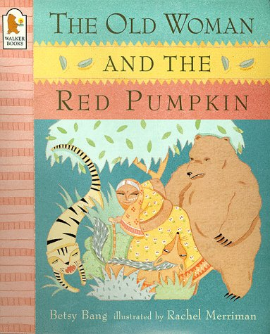 The Old Woman and the Red Pumpkin
