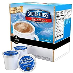 Swiss Miss Hot Chocolate K Cups Review