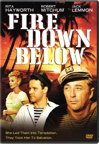 Fire Down Below [DVD] [1957] [Region 1] [US Import] [NTSC]