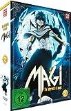 Magi - The Labyrinth of Magic - Box 2 (2 DVDs)