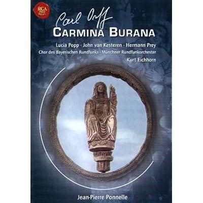 Карл Орф - Кармина Бурана / Carl Orff - Carmina Burana (1975)