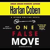 One False Move: A Myron Bolitar Novel | Harlan Coben