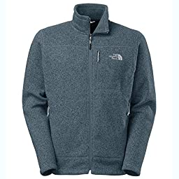 The North Face Gordon Lyons Full Zip Mens Jacket - Large/Conquer Blue Heather