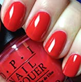OPI Texas Collection Nail Lacquer, Big Hair...Big Nails