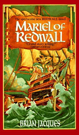Mariel of Redwall (Redwall, Book 4), Brian Jacques