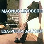Lindberg - Cantigas / Concerto pour v...