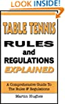Table Tennis Rules & Regulations Expl...