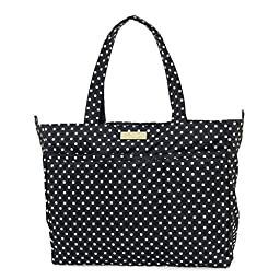 Ju-Ju-Be Legacy Collection Super Be Zippered Tote Diaper Bag, The Duchess