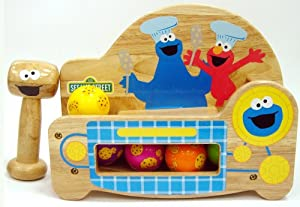 Sesame Street Pound 'n Play Cookie Factory