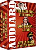 Coffret Audiard : Elle cause plus... elle flingue & Vive La France & Bons baisers A lundi