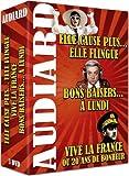 echange, troc Coffret Audiard : Elle cause plus... elle flingue & Vive La France & Bons baisers A lundi