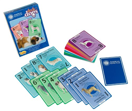 Deck of Dogs Card Game