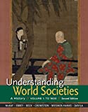 img - for Understanding World Societies, Volume 1: To 1600 book / textbook / text book