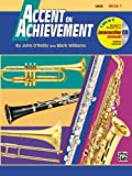 Accent on Achievement, Book 1 for Oboe