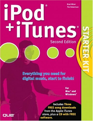 iPod and  iTunes Starter Kit