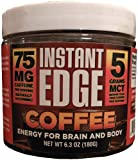 LipiX InstantEdge Ketogenic Coffee/MCT Coffee