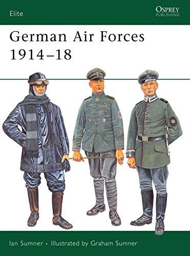 German Air Forces 1914-18 (Elite)