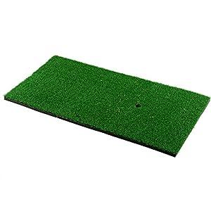 New brand Backyard Golf Mat 60x30cm Training Hitting Pad Practice Rubber Tee Holder Grass Indoor
