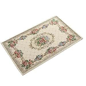 Wawoo tappeto ciniglia filati antiscivolo tappeto salotto - Amazon tappeti ingresso ...