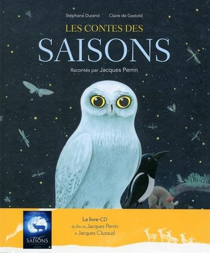 Les contes des saisons (1CD audio)