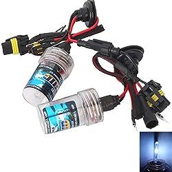 See Rosequartz H8/H9/H11 6000K 35W Thin HID Xenon Car Lights Bulbs Conversion Kit Details