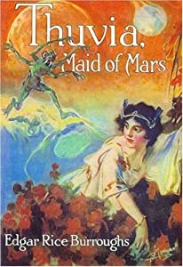 Cover of &quot;Thuvia, Maid of Mars&quot;