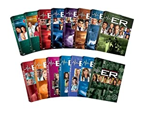 ER: The Complete Seasons 1-15 by Warner Home Video