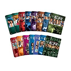 """ER: The Complete Seasons 1-15"""
