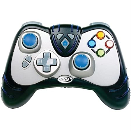 Xbox 360 Turbo Fire 2 Wireless Controller with Rumble