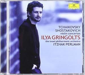 Tchaïkovski / Chostakovitch - Concertos pour violon