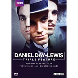 Daniel Day-Lewis Triple Feature (How Many Miles to Babylon / The Insurance Man / Dangerous Corner)