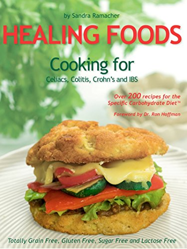 Healing Foods - Cooking For Celiacs, Colitis, Crohn's and IBS: Paleo & Specific Carbohydrate Diets (Healing Foods compare prices)