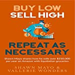Buy Low, Sell High, Repeat as Necessary: Shawn Mayo Shares How He Sells Over $250,000 Per Year on Amazon with Liquidation Groceries | Shawn Mayo,Vallerie Wonders