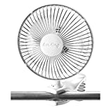 Air King 9145 6-Inch 2-Speed Clip-On Fan image