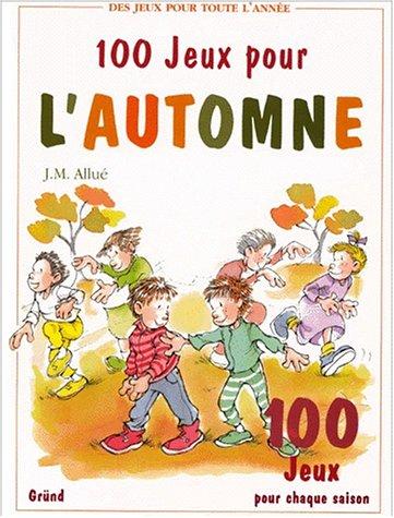 100 jeux pour l'automne